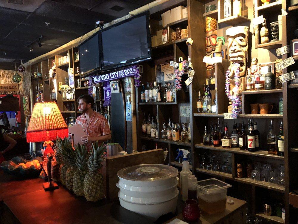Aku Aku Tiki Bar: 431 E Central Blvd, Orlando, FL