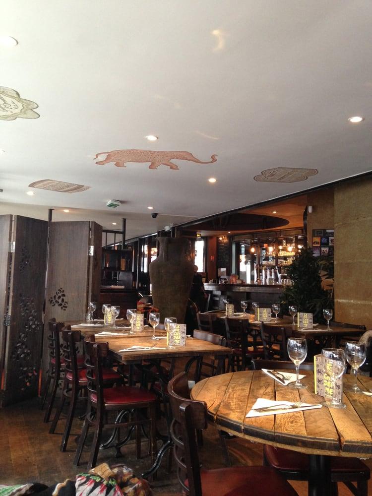 Le pachyderme 32 photos 106 reviews bars 2 bis boulevard saint martin r publique paris - Restaurant boulevard saint martin ...