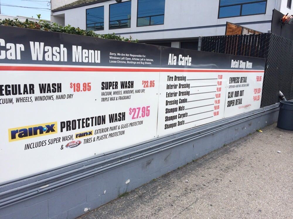 Touchless Car Wash Daly City: New Price