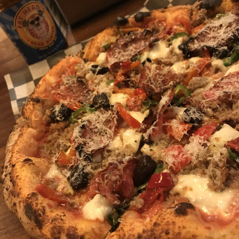 Citizen Pie: 15710 Waterloo Rd, Cleveland, OH