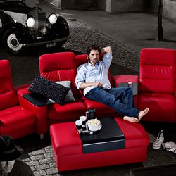 Charmant Photo Of Bova Contemporary Furniture Dallas   Dallas, TX, United States.  Stressless Sofa