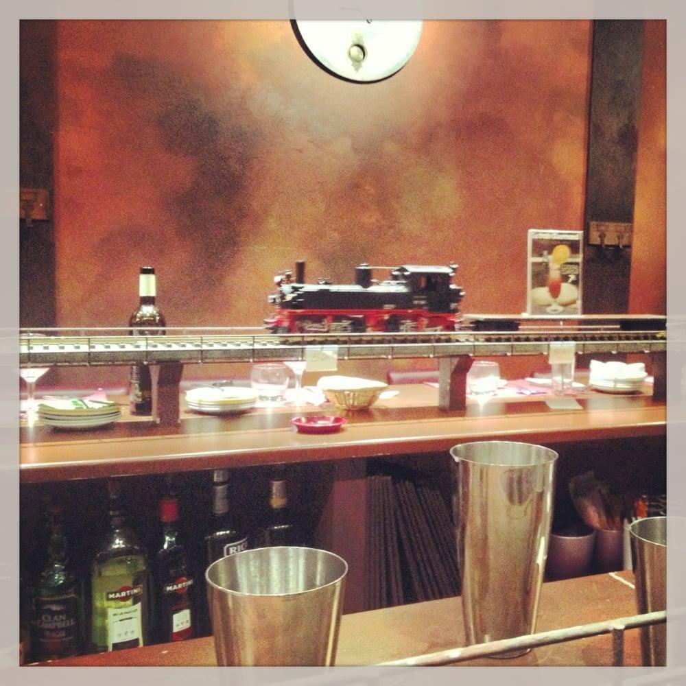 Le train gourmand restaurants chemin paul madon for Le geant du meuble la valette