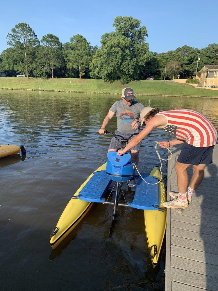 Cane River Paddle & Pedal Sports: 746 Front St, Natchitoches, LA
