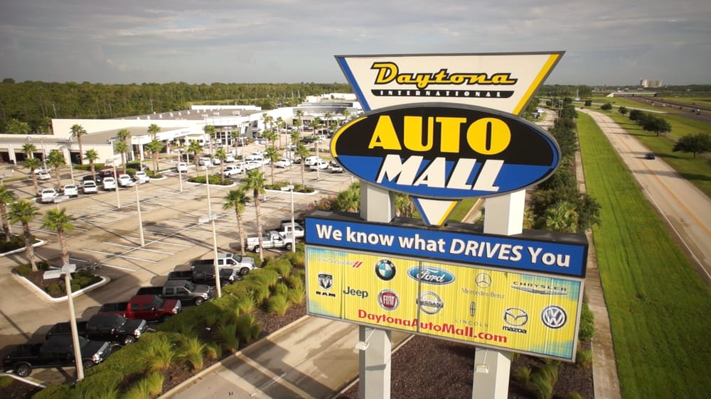 Daytona Auto Mall, Gary Yeomans Ford,  Collision Center