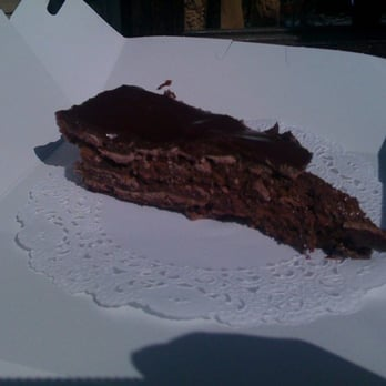 The best chocolate cake in the world in nyc