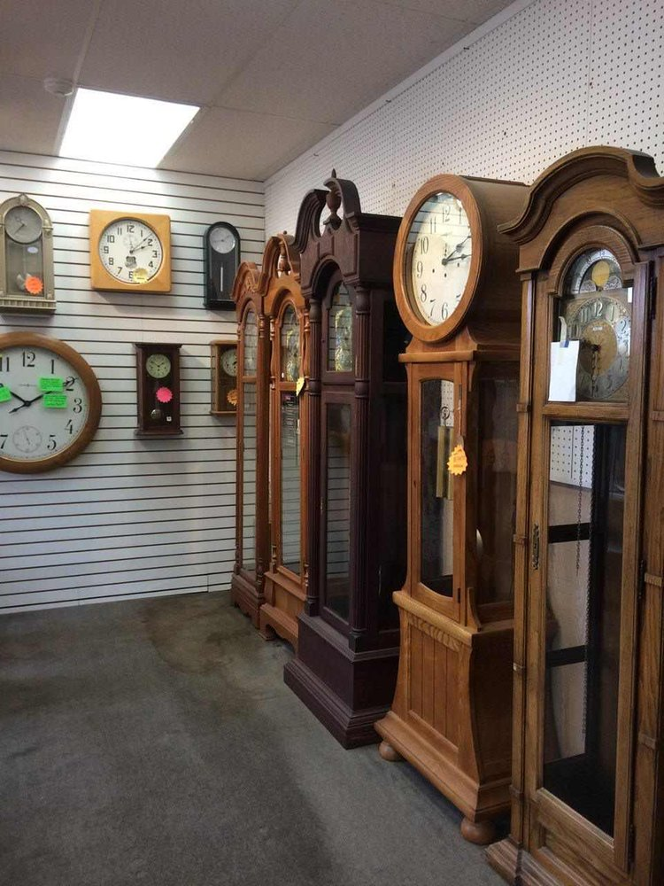 American Black Forest Clocks: 1108 W Main St, Saint Charles, IL