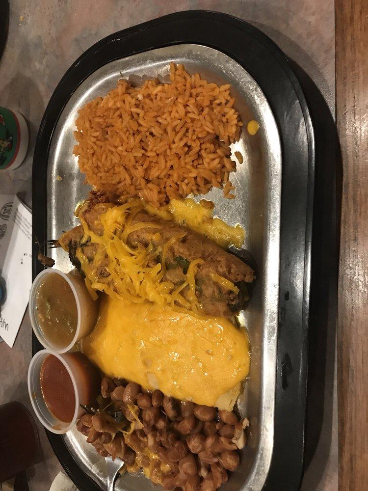 La Salita Restaurant: 1950 Juan Tabo Blvd NE, Albuquerque, NM