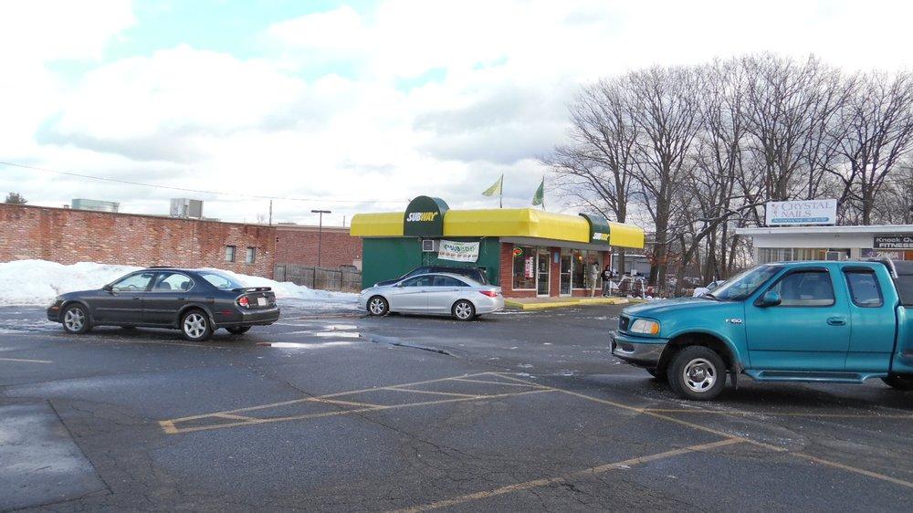 Subway: 291 Springfield St, Agawam, MA