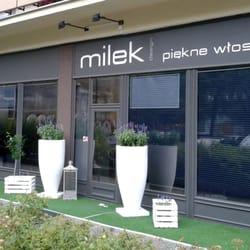 Milek Design Fryzjer Ul Hoża 40 śródmieście Warszawa Numer