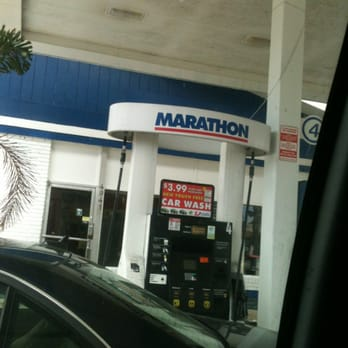 Cheapest Gas Station Near Me >> Marathon Gas Station - Gas Stations - 4941 SW 8th St ...