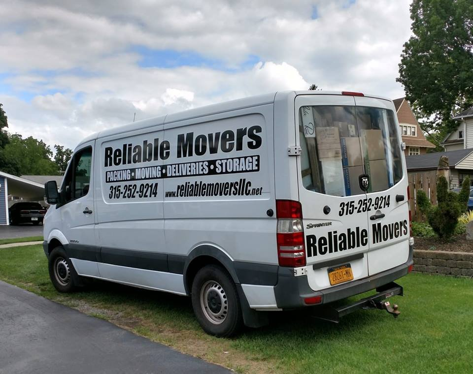 Reliable Movers: Mattydale, NY