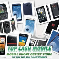 Top Cash Mobile, LLC - Mobile Phones - 2820 1/2 North Ave ...