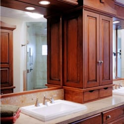 Parrish Construction Co CLOSED Interior Design Pearl St - Bathroom remodeling boulder colorado