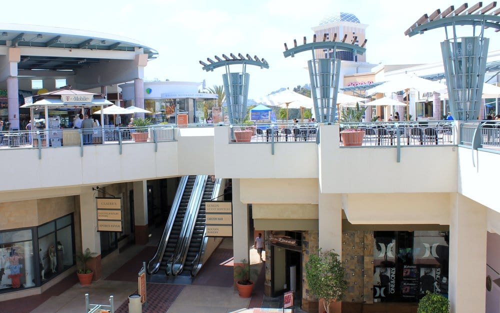 Fashion Valley Mall San Diego Careers