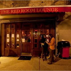 Photo Of The Red Room Lounge New York Ny United States
