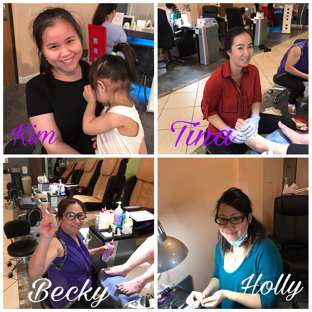 Envy Nails and Spa: 4212 W Empire Pl, Sioux Falls, SD