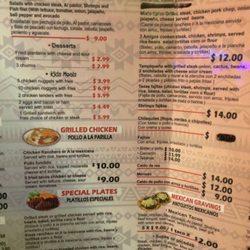 Mexico tipico 25 photos mexican 908 kendall rd for Menu cinese tipico