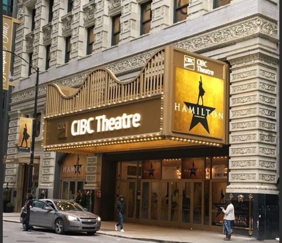 Hamilton An American Musical: 18 W Monroe St, Chicago, IL