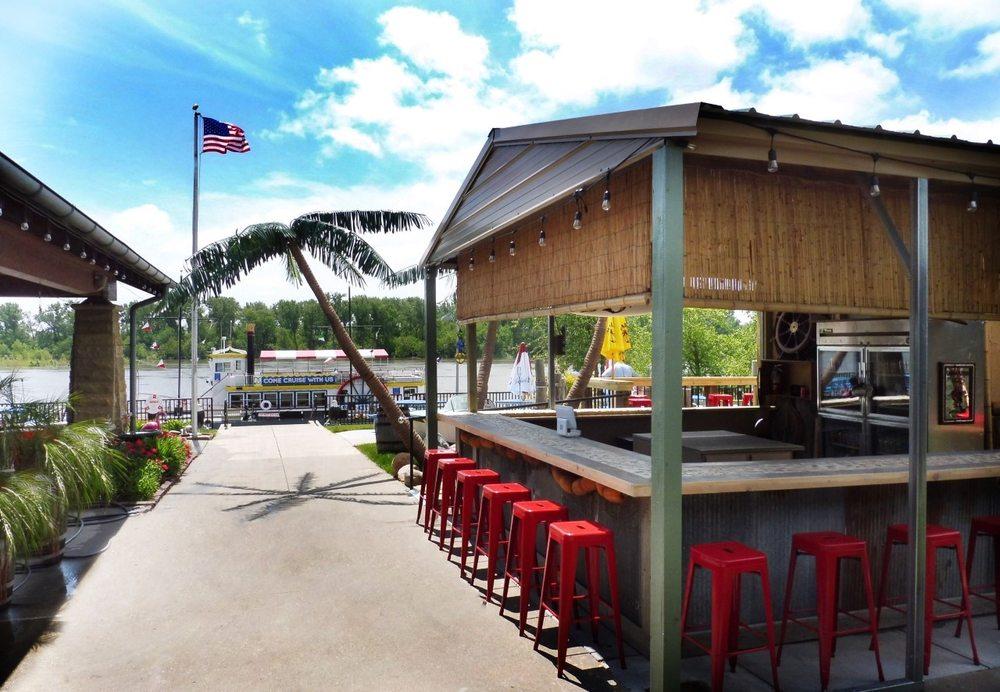 Dam Bar 'N' Grill: 151 Freedom Park Rd, Omaha, NE