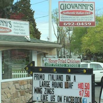 size 40 ba43b d677e Giovanni's Italian American Delicatessen - 10 Photos & 36 ...