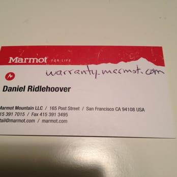Marmot - 93 Photos & 43 Reviews - Sports Wear - 165 Post St, Union