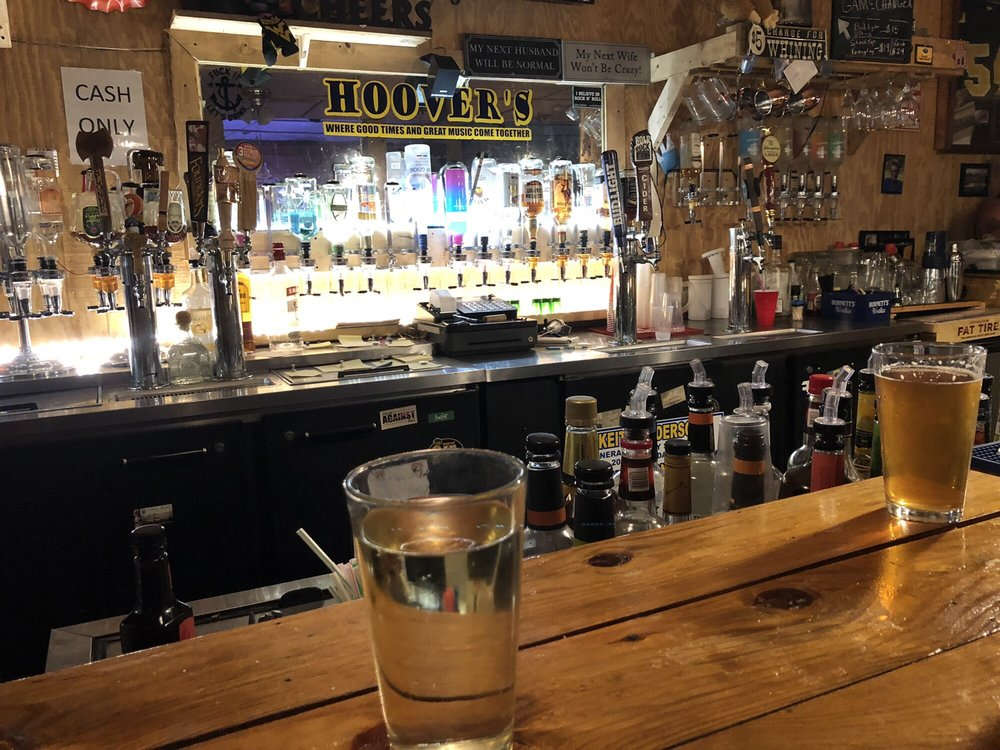 Hoover's Bar and Grill: US-50, Keyser, WV