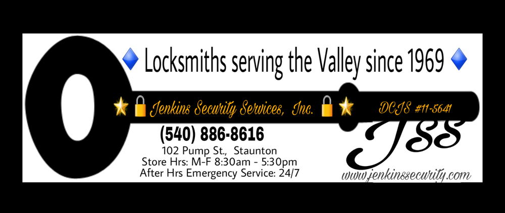 Jenkins Security Services: 102 Pump St, Staunton, VA