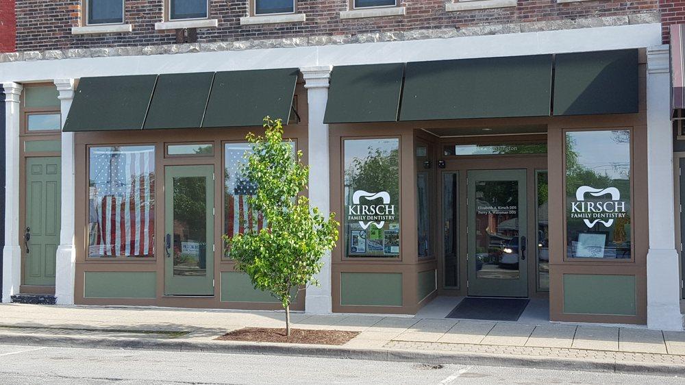 Kirsch Family Dentistry: 18 E Washington St, Greencastle, IN