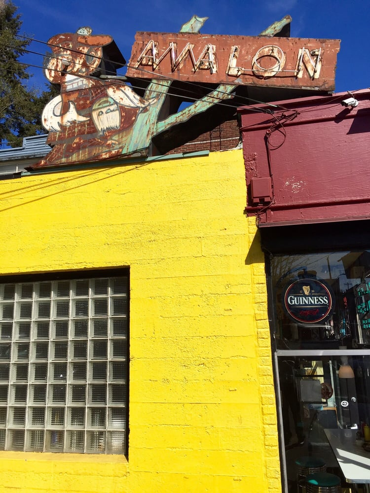Luna Park Cafe Seattle