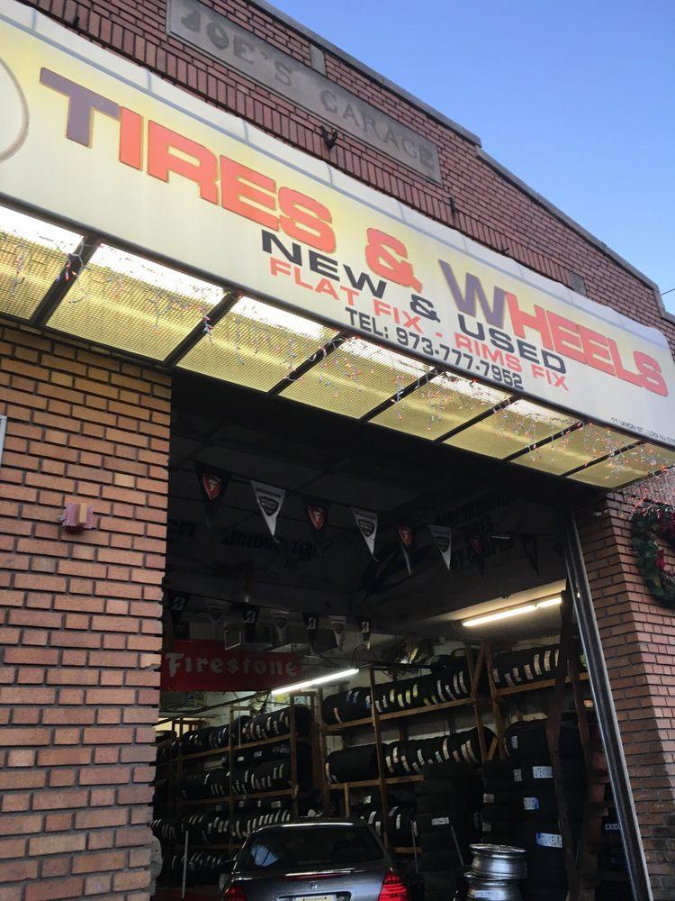 J & J Tires & Wheels: 11 Union St, Lodi, NJ