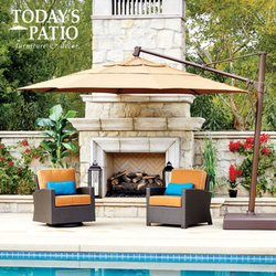 Charmant Photo Of Todayu0027s Patio   San Diego, CA, United States. Cabo Outdoor Wicker