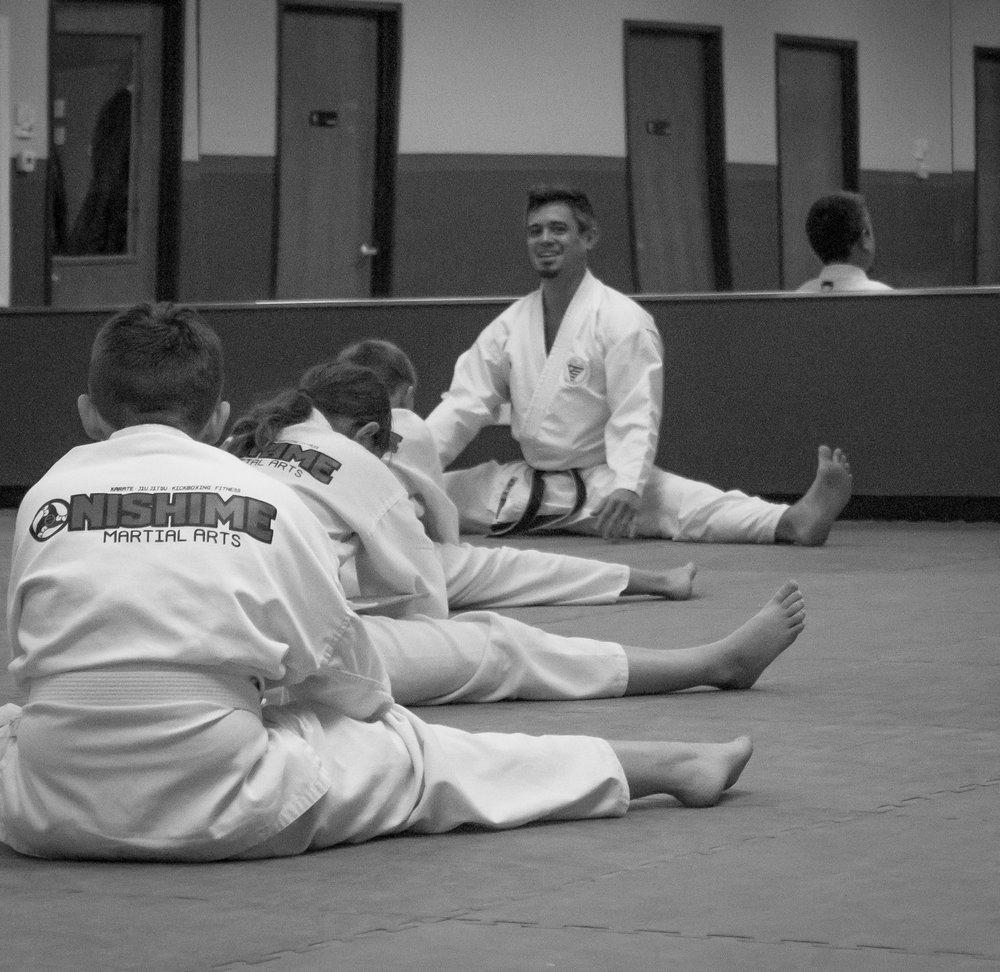 Nishime Martial Arts: 7012 Harrison Ave, Cincinnati, OH