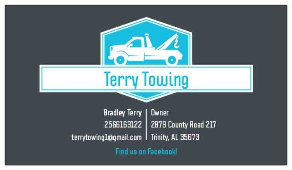 Terry Towing: Trinity, AL