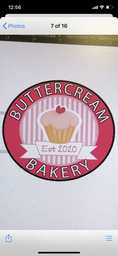 Food from Buttercream Bakery