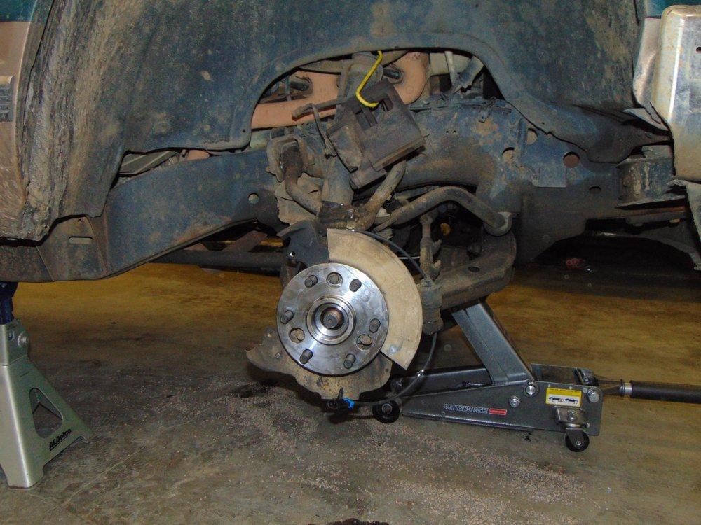 The Auto Repair Shop: 4201 East Texas St, Bossier City, LA