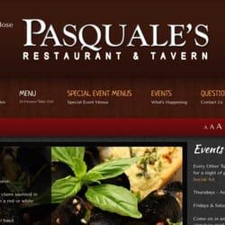 Pasquale S Restaurant East Longmeadow Ma