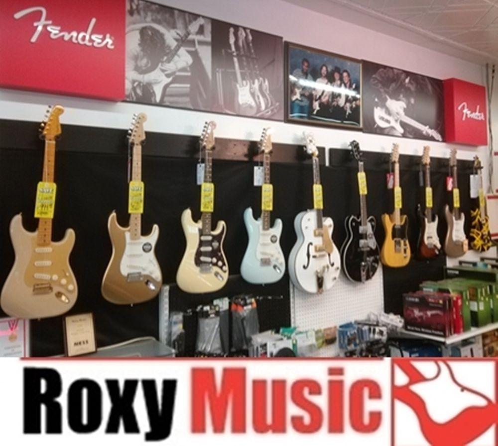 Roxy Music: 1012 Lincolnway, La Porte, IN
