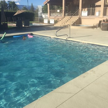 Sports village home owners association club house real for Affordable pools st george utah