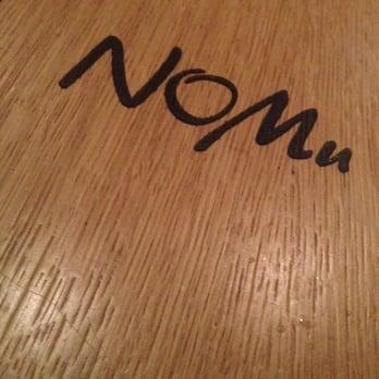 Nomu japanese 81 whiteladies rd bristol united for Table pouncer