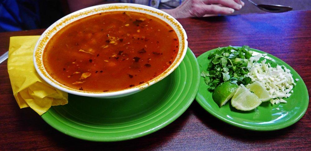 La Paloma Family Restaurant: 116 W Frontier, Eloy, AZ