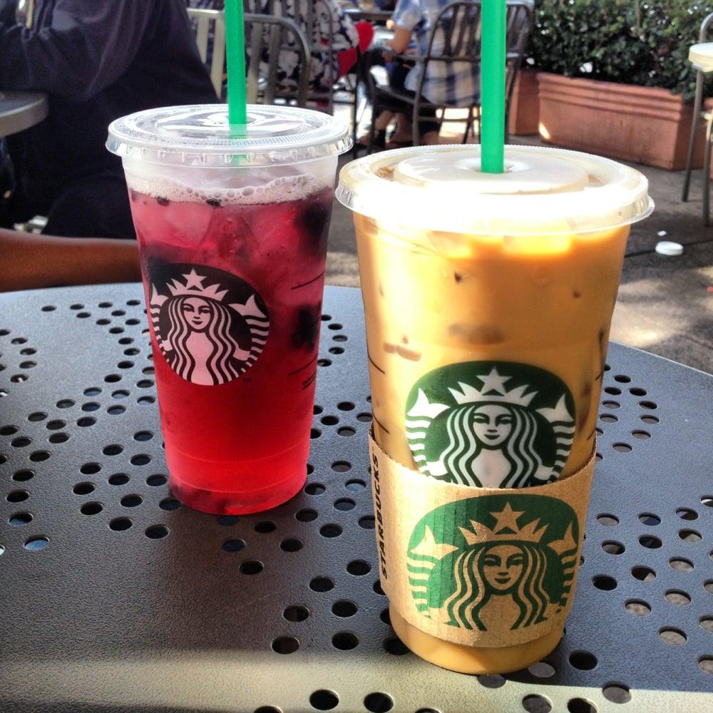 Venti Very Berry Hibiscus Ice Coffee Yelp