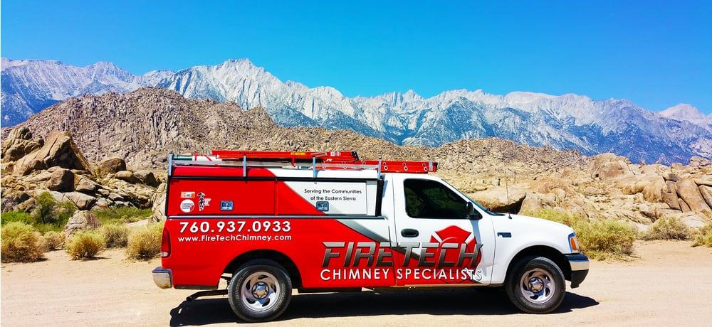 Fire Tech Chimney Specialists: 316 S Washington St, Lone Pine, CA