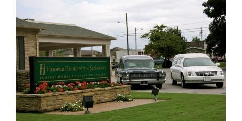 Hooper Huddleston & Horner Funeral Home & Cremation Services: 59 N Jefferson Ave, Cookeville, TN