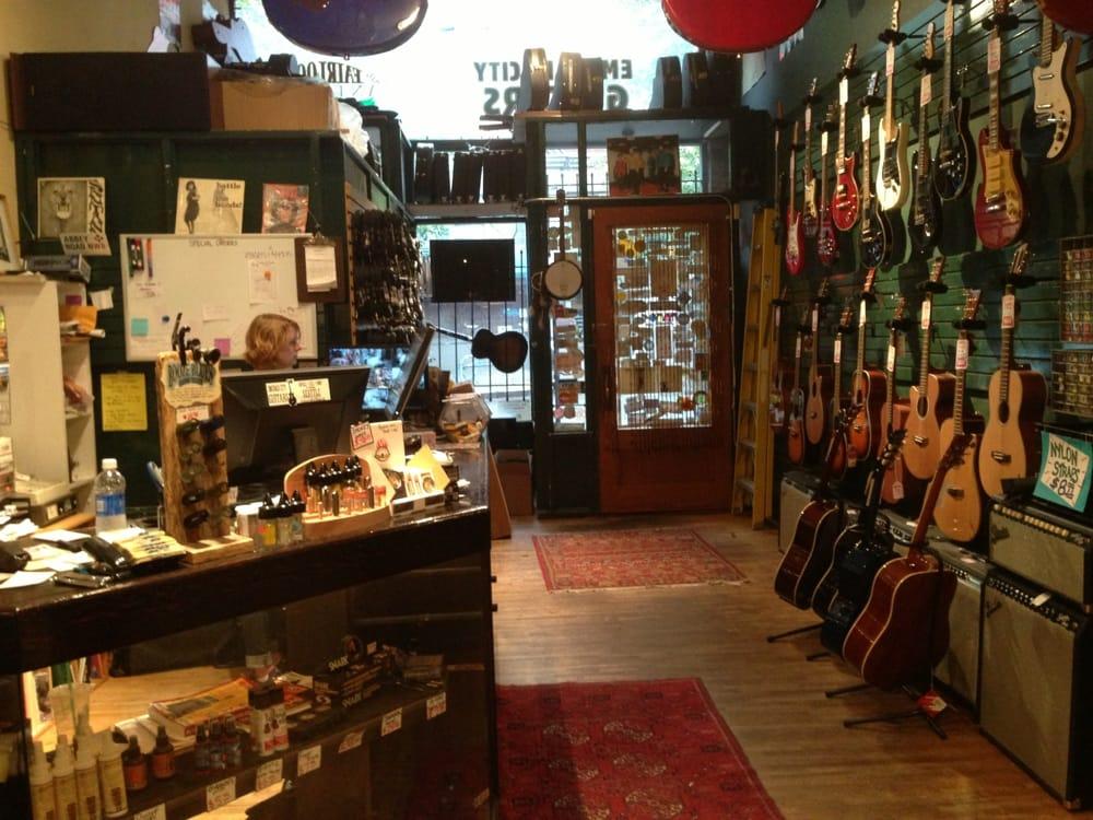 emerald city guitars 13 photos 51 reviews guitar stores 83 s washington st pioneer. Black Bedroom Furniture Sets. Home Design Ideas
