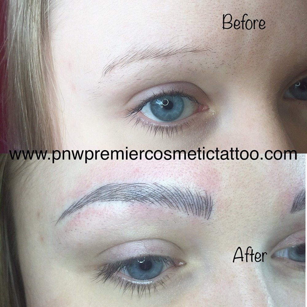 Going From No Brows To Amazing Brows Yelp