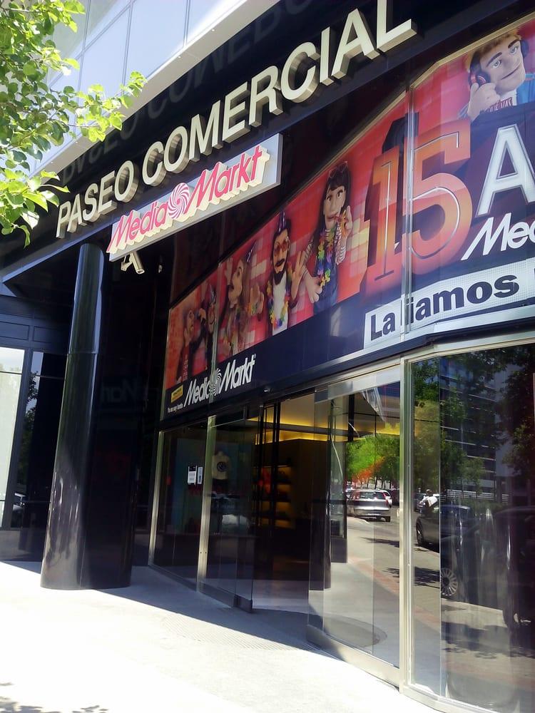 Paseo Comercial Castellana 200