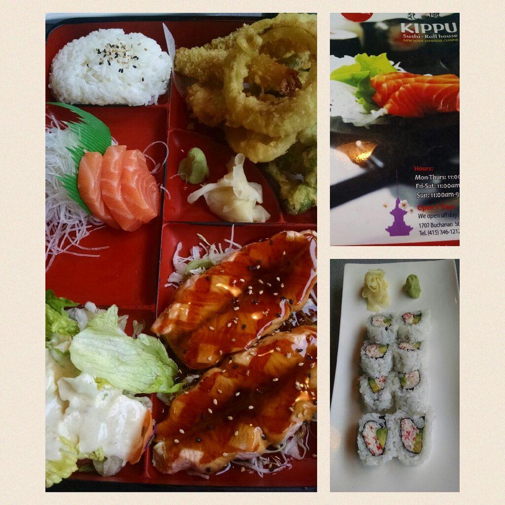 Photos for kippu japanese cuisine yelp for Asian cuisine san francisco