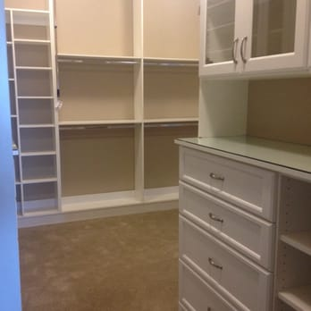 Photo Of Classy Closets   Denver, CO, United States. Glass Countertop, Glass