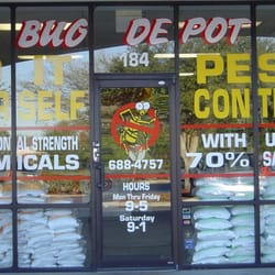 Bug depot do it yourself pest control pest control 184 mariner photo of bug depot do it yourself pest control spring hill fl united solutioingenieria Gallery