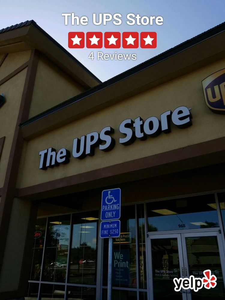 The UPS Store: 968 Sierra St, Kingsburg, CA